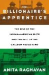 The Billionaire's Apprentice, by Anita Raghaven. Featured on FT/Goldman Sachs list.